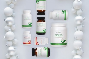 vitamins and supplement bottles for winter