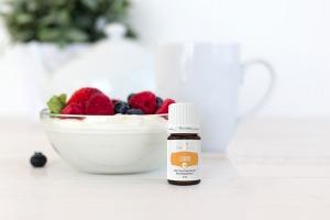 Aceite esencial Lemon+ con frutos del bosque