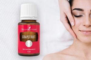 Huile essentielle de pamplemousse pour les massages