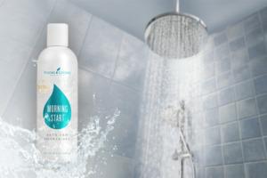 Morning Start Bath & Shower Gel pour la douche
