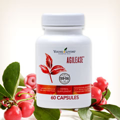 AgilEase保健品:蘊含世界各地天然力量