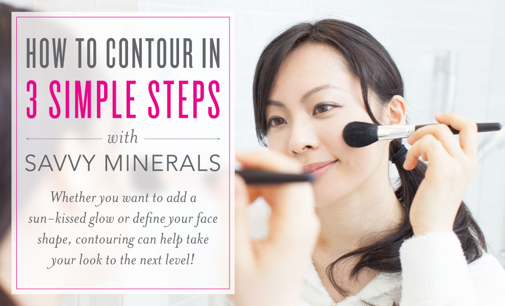 Contour with Savvy Minerals