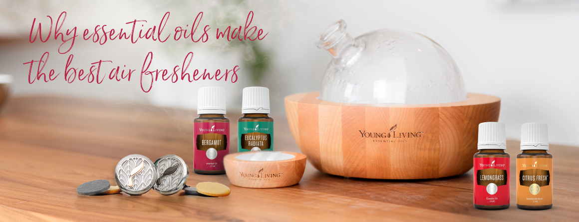 Essential Oil Air Fresheners