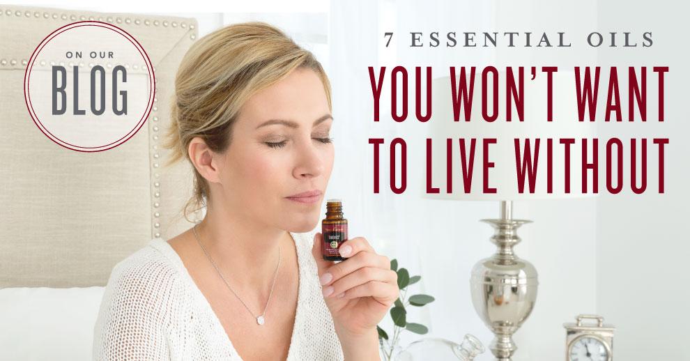 Favorite Essential Oils