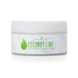 Coconut Lime Replenishing Body Butter