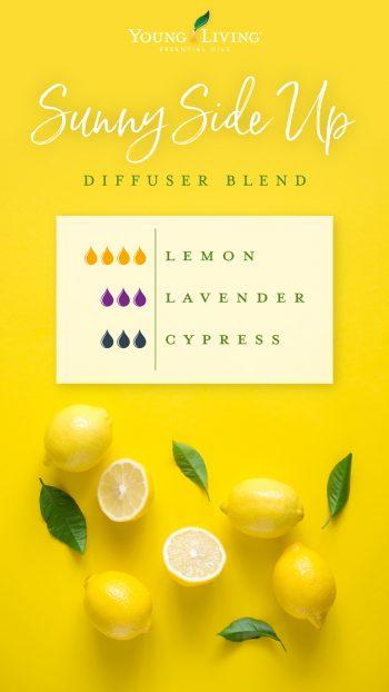 檸檬精油擴香配方