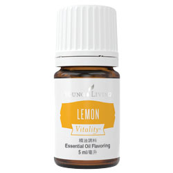 檸檬精油調味料