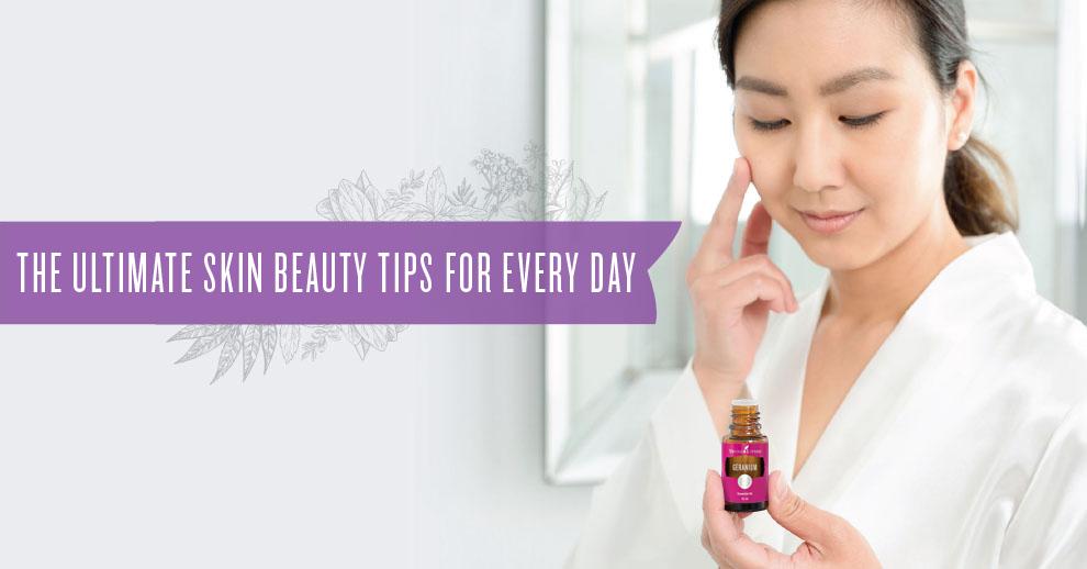 Essential Oils for Skin