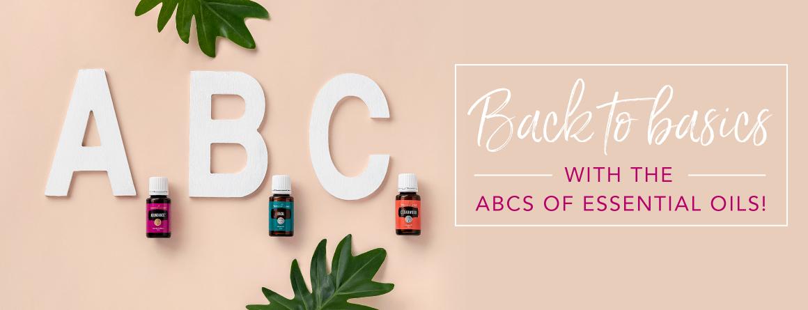 Essential Oils ABC