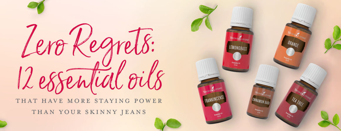 Versatile Essential Oils