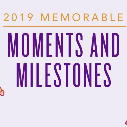 Young Living Memorable Milestones in 2019