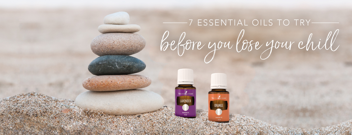 Essential Oils to Chill