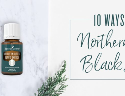 使用北極光黑雲杉精油的10種方法