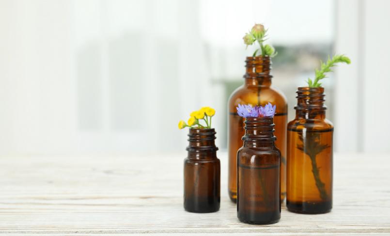17 Ways to Reuse Empty Essential Oil Bottles