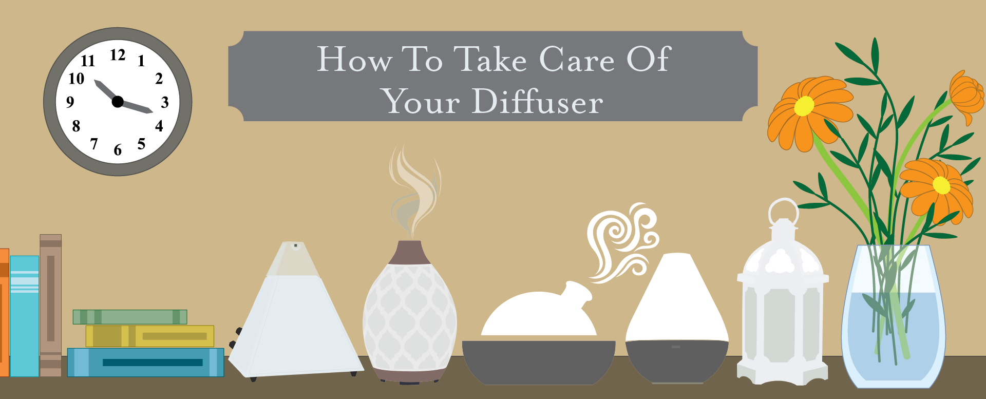 How To Take Care Of Your Diffuser Young Living Blog
