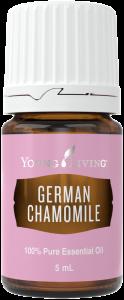 German Chamomile Essential Oil Bottle