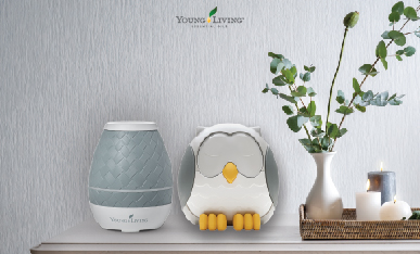 Feather Owl Diffuser vs Sweet Aroma Diffuser