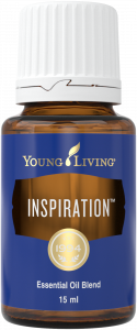 Young Living Inspiration essential oil blend