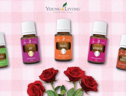 Love is in the Oil: 5 Diffuser Blends You Have to Try