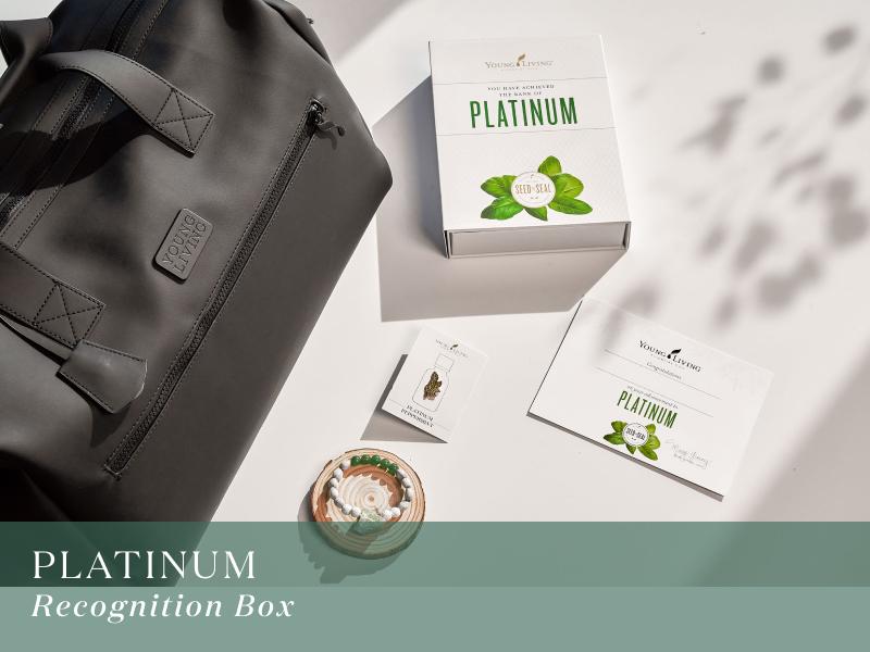 プラチナ レコグニションボックス