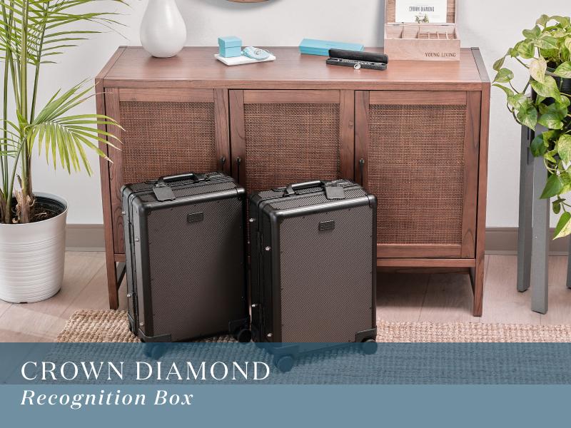 クラウンダイヤモンド レコグニションボックス