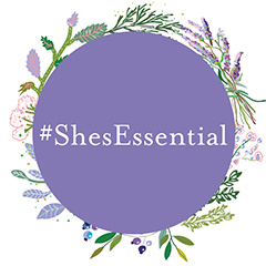 #ShesEssential