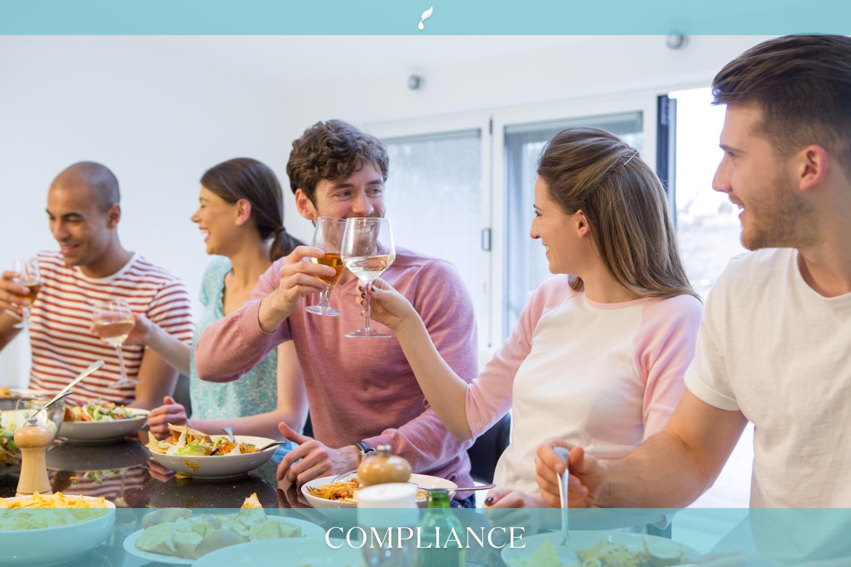 【コンプラ知恵袋】ヤング・リビングのスマートな伝え方 Compliance(コンプライアンス)
