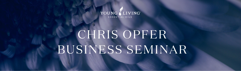 5月 クリス・オファー ビジネスセミナー