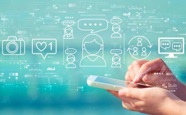 その1 口コミやSNS等での拡散につながるようなコンテンツをツールから見つけて、有益な情報やビジネスを成長させるヒントを、お客様やグループの方と簡単に共有できます。