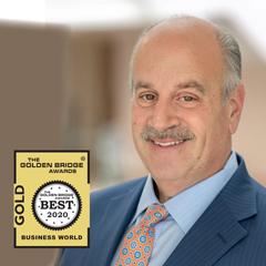 ブック博士がゴールデン・ブリッジ・アワードを受賞