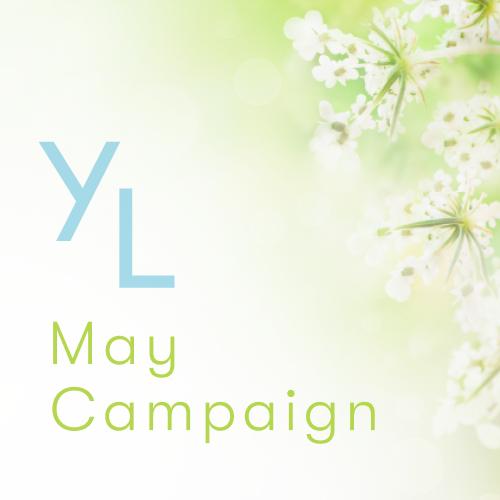 5月1日(土)~5月25日(火) YLおトク便限定キャンペーン 爽やかで明るい季節に。