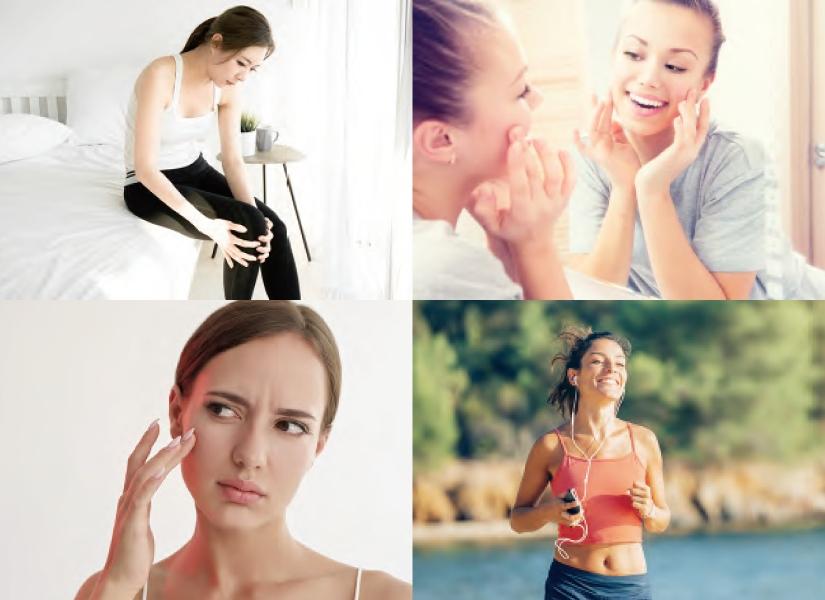 1つでも当てはまれば試す価値あり? 美容と健康を気にかけている人 関節の痛みに悩んでいる人 食生活が不規則な人