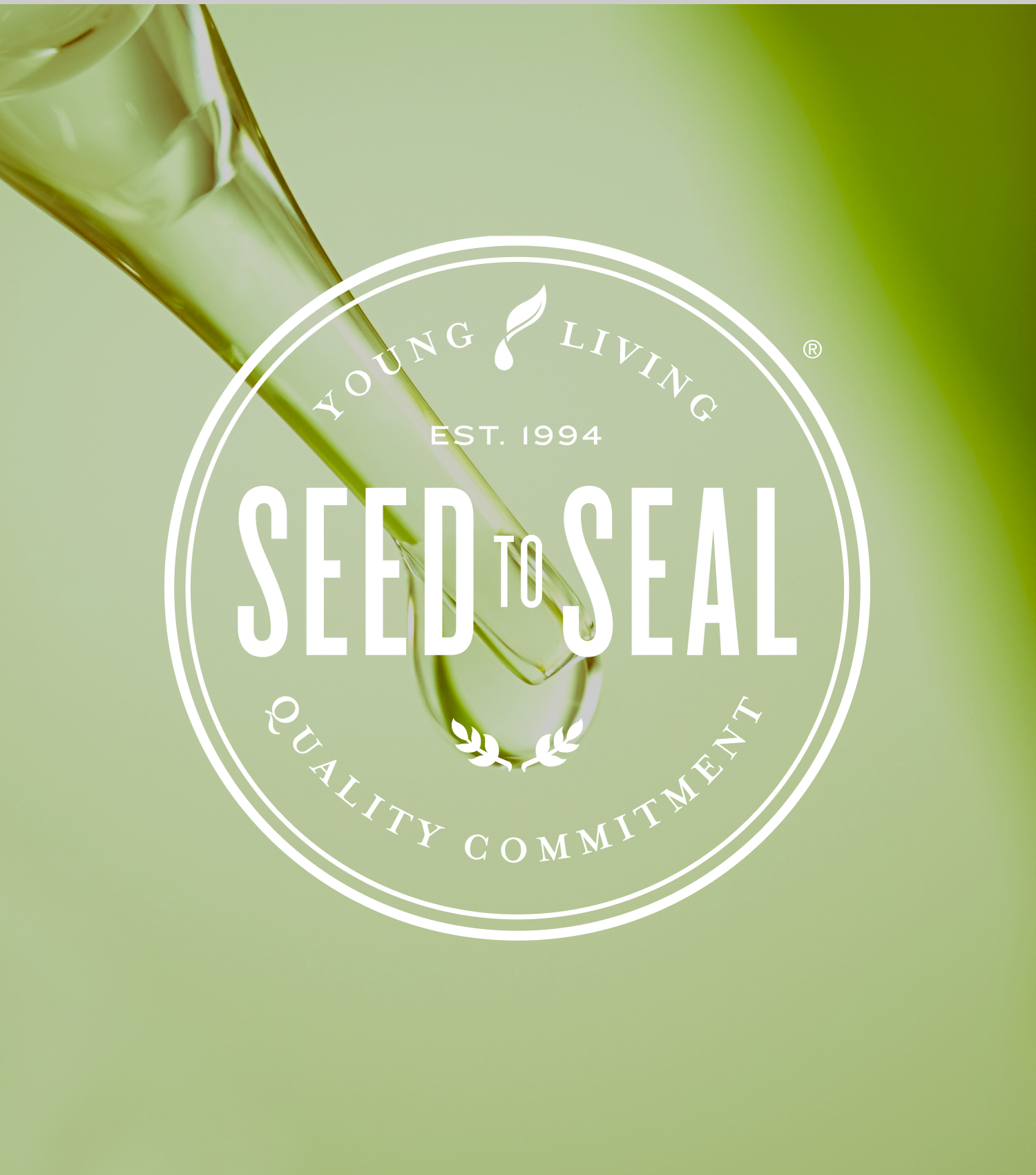 100% Pure Seed to Seal