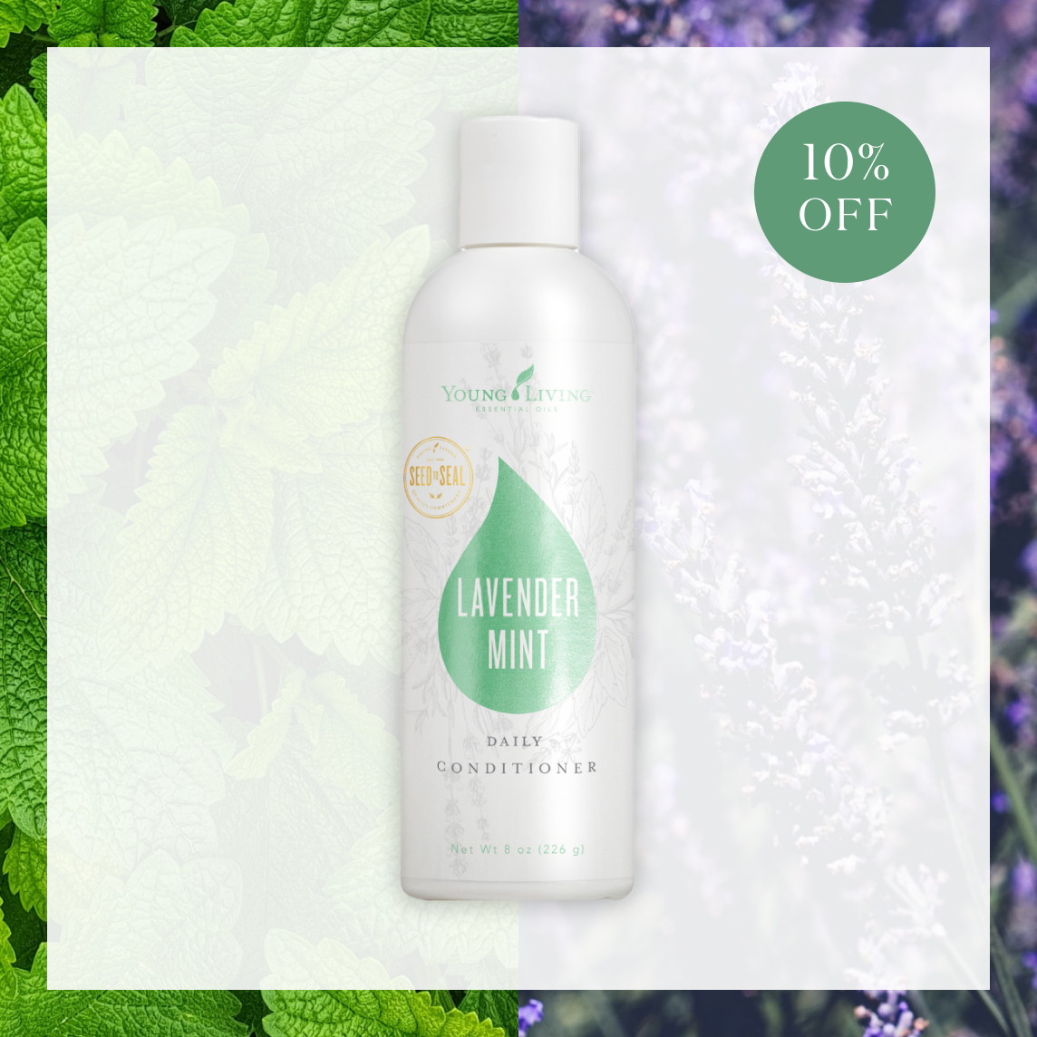 Discounted Lavender Mint Conditioner