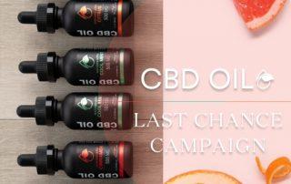 【ラストチャンス!!】 7/1 スタート☆CBDオイル 15%OFF キャンペーン|CBD習慣 始めてみませんか