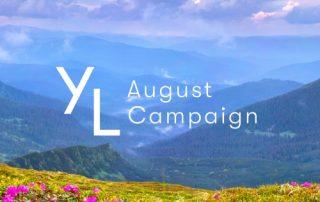 8月1日(日)~8月25日(水)YLおトク便限定キャンペーン 心地良いエッセンシャルオイルの香りで、素敵な夏を。