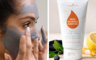【限定販売】『チャコールマスク』で毛穴汚れをさっぱり! お肌を柔らかく整えるディープクレンジングマスク