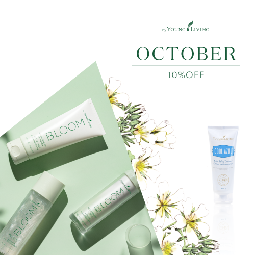 October 2021, 10% off promo