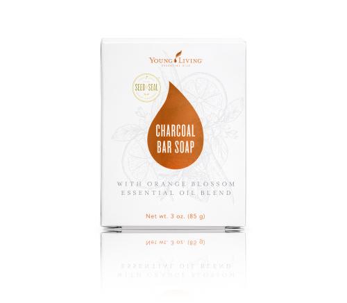オレンジブロッサム チャコールソープ 85g