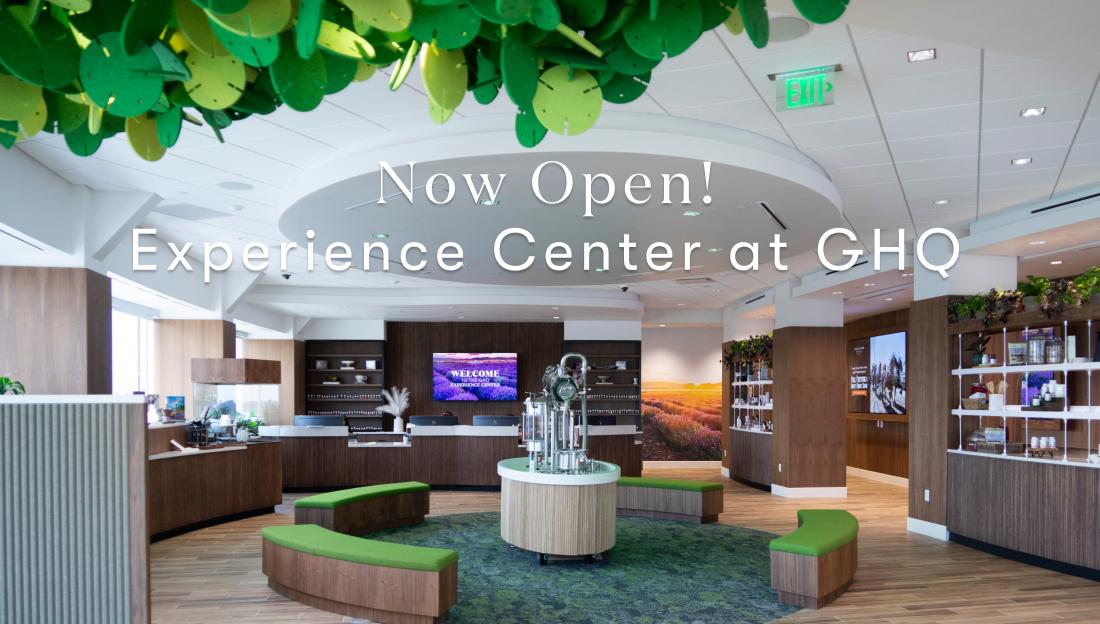 【米国本社】ヤング・リビングの新しいエクスペリエンスセンターがオープン