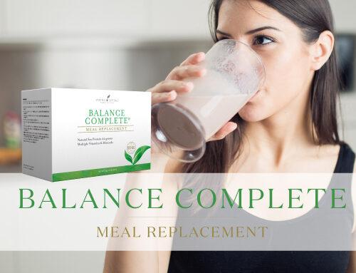 バランスコンプリート|1日1食のバランス栄養食・置き換えダイエット|お腹いっぱい食べても太らない
