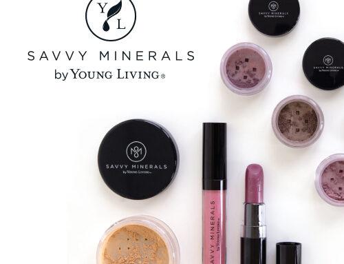サヴィー ミネラルズ シリーズ|天然成分やエッセンシャルオイルを配合し、ナチュラルな美しさを実現します