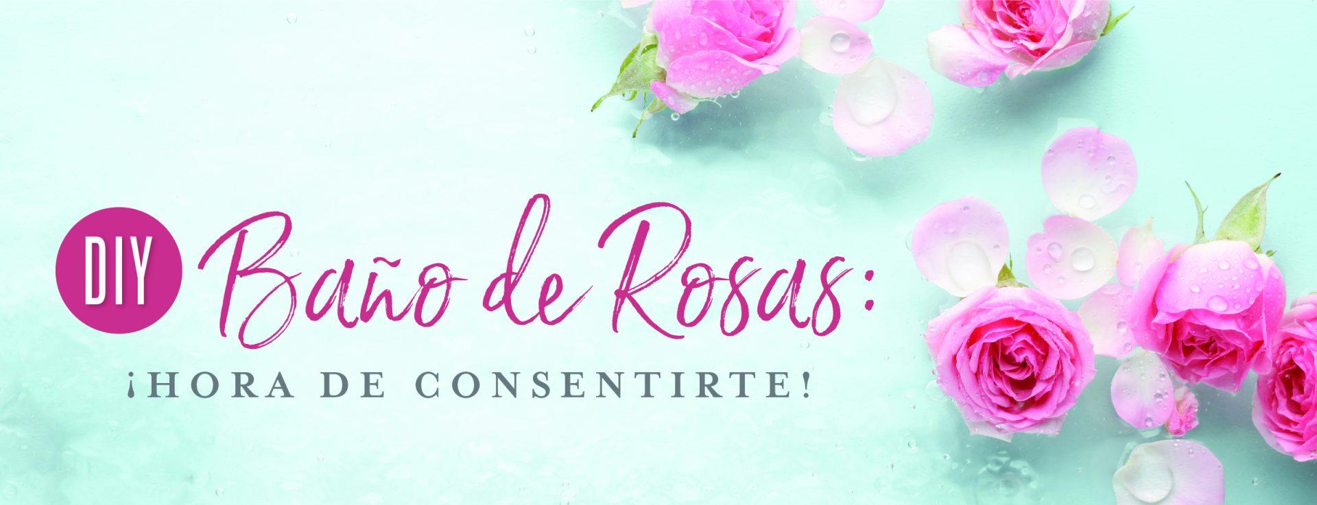 Baño de rosas