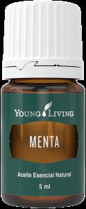 aceite esencial de menta