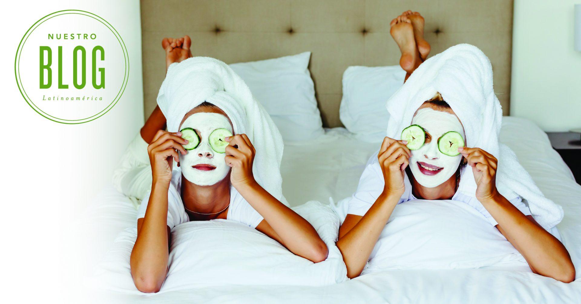 Rutina de limpieza facial con aceites esenciales en 5 pasos