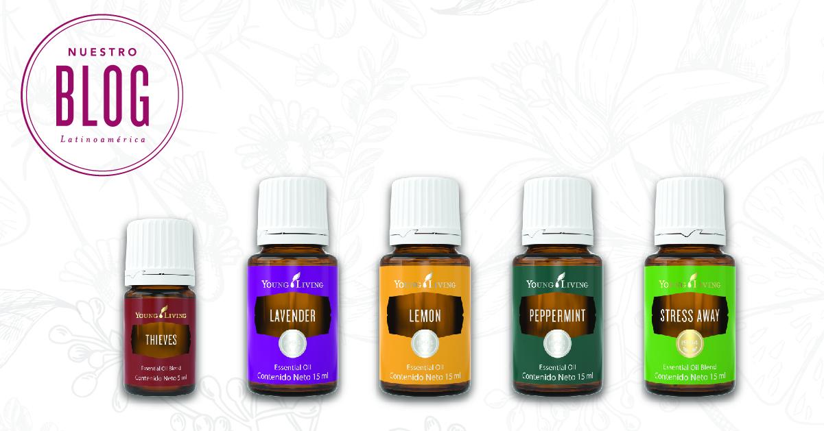 Quiz de personalidad: ¿Cuál es tu aceite esencial?