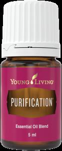 Aceite Esencial Purfication