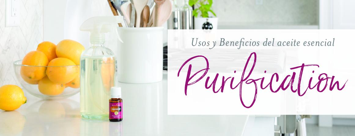 Aceite Esencial Purification