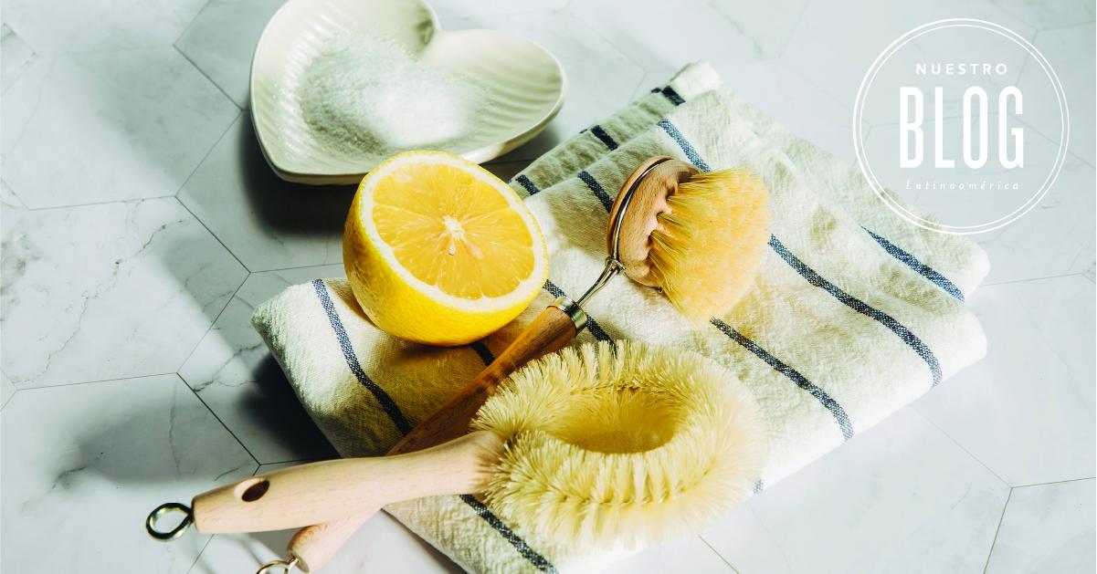 Los 10 lugares más sucios en tu hogar y cómo hacer que brillen