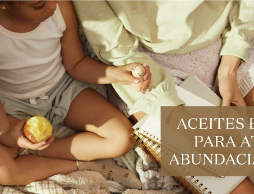 Aceites esenciales para atraer la abundancia y el éxito